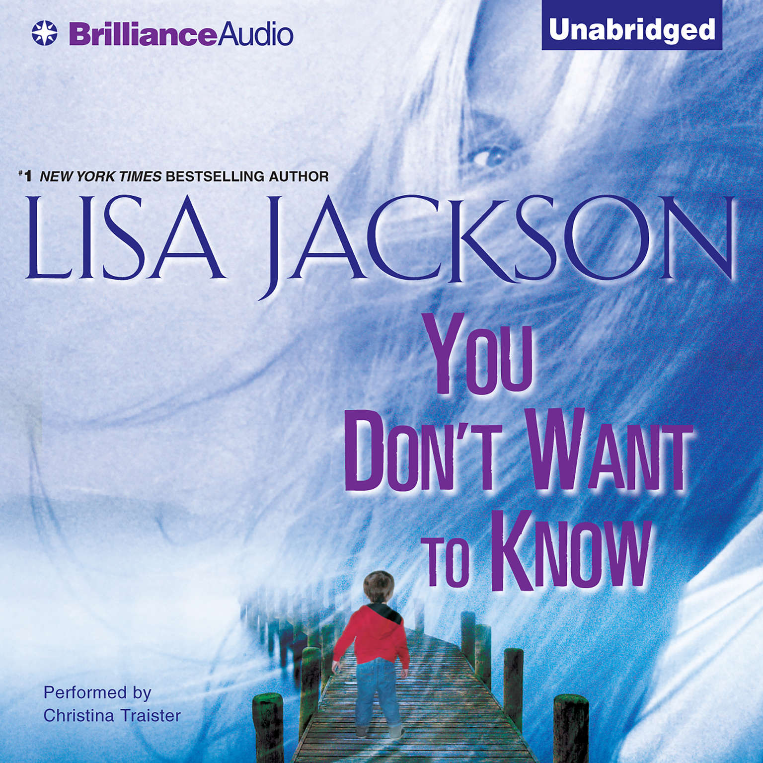 Printable You Don't Want to Know Audiobook Cover Art