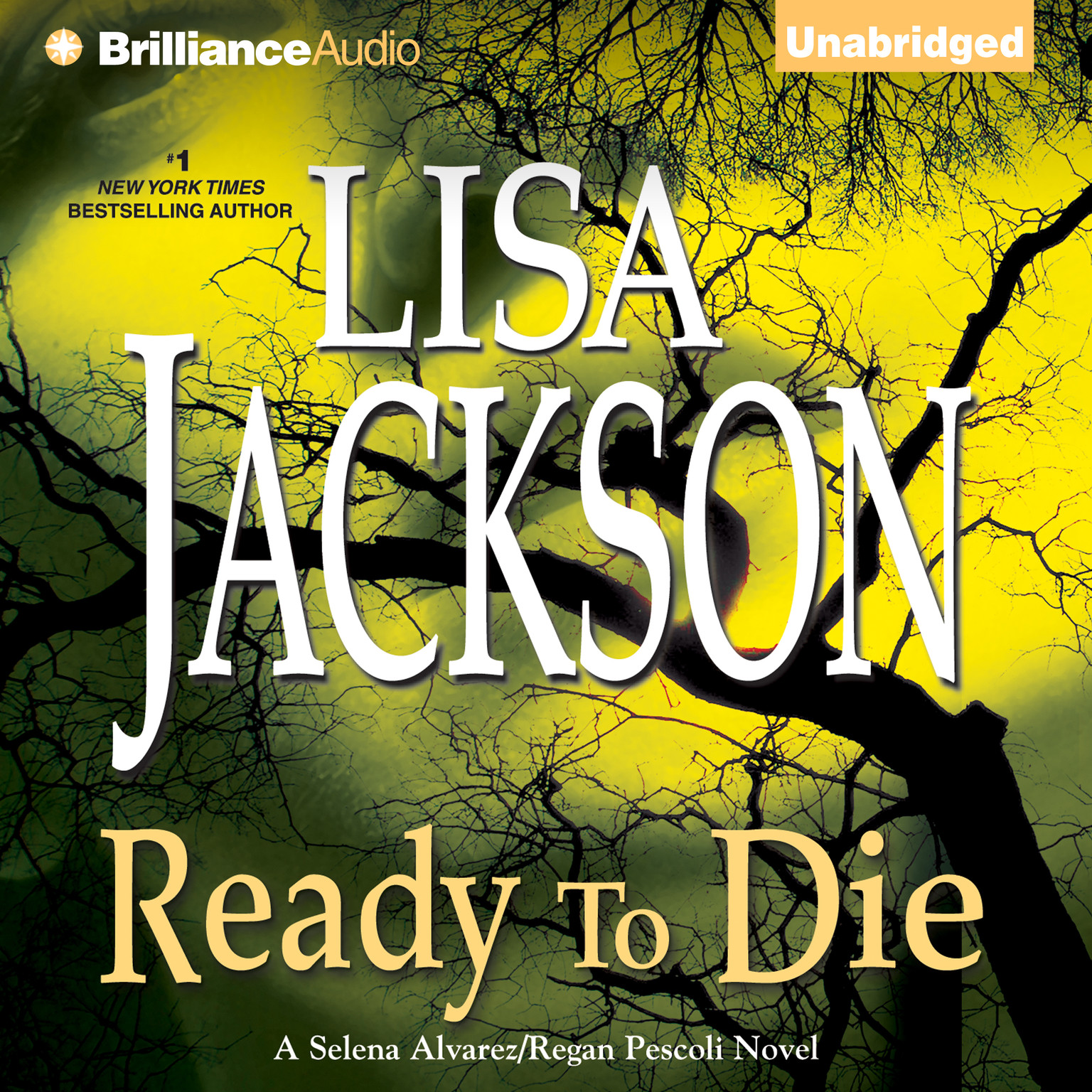 Printable Ready to Die Audiobook Cover Art