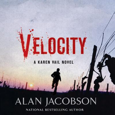 Velocity Audiobook, by Alan Jacobson