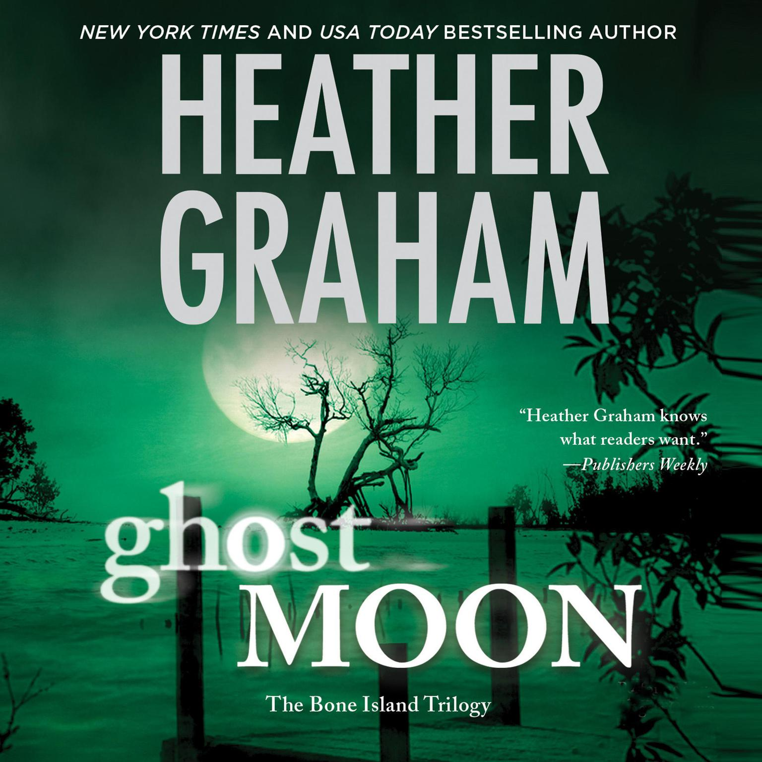 Printable Ghost Moon Audiobook Cover Art