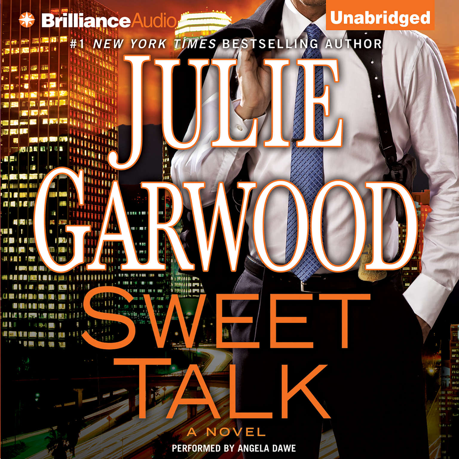 Printable Sweet Talk: A Novel Audiobook Cover Art