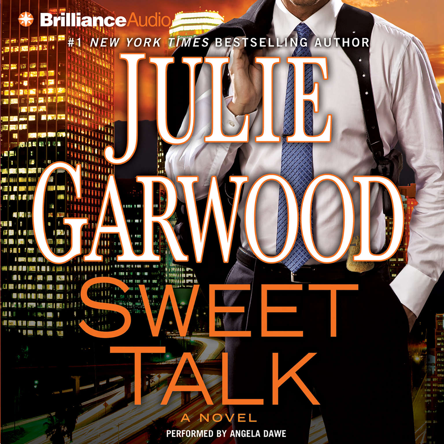 Printable Sweet Talk Audiobook Cover Art