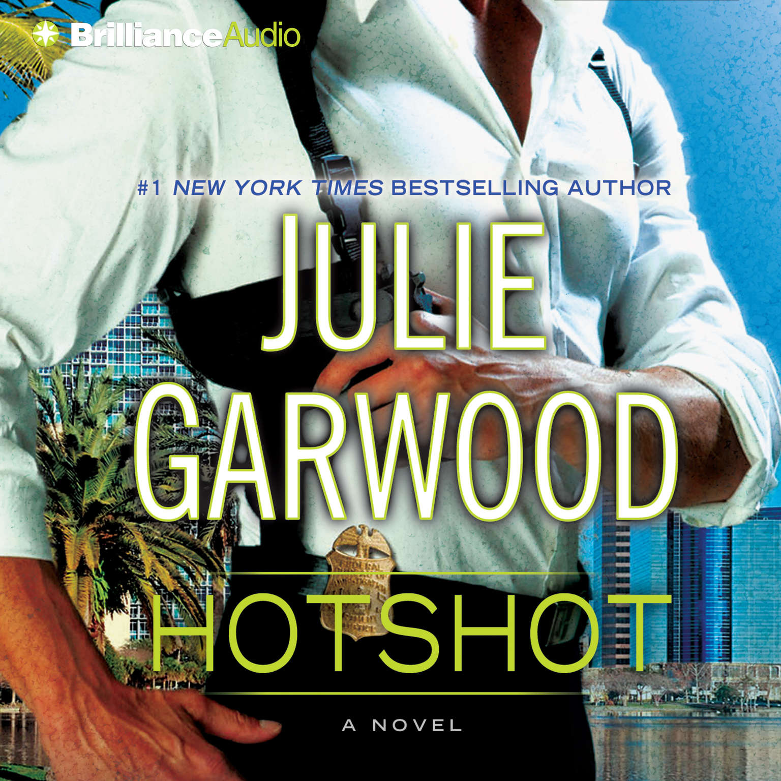 Printable Hotshot Audiobook Cover Art