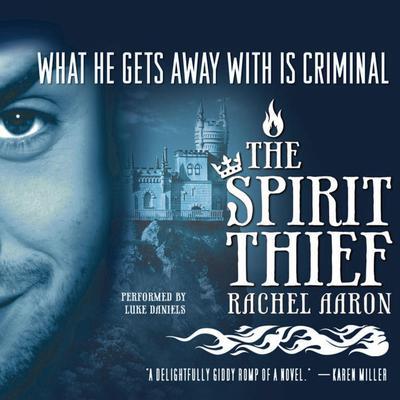 The Spirit Thief Audiobook, by Rachel Aaron