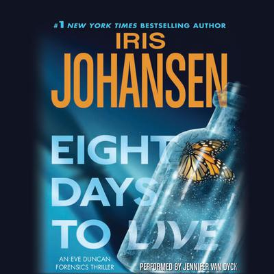 Eight Days to Live Audiobook, by
