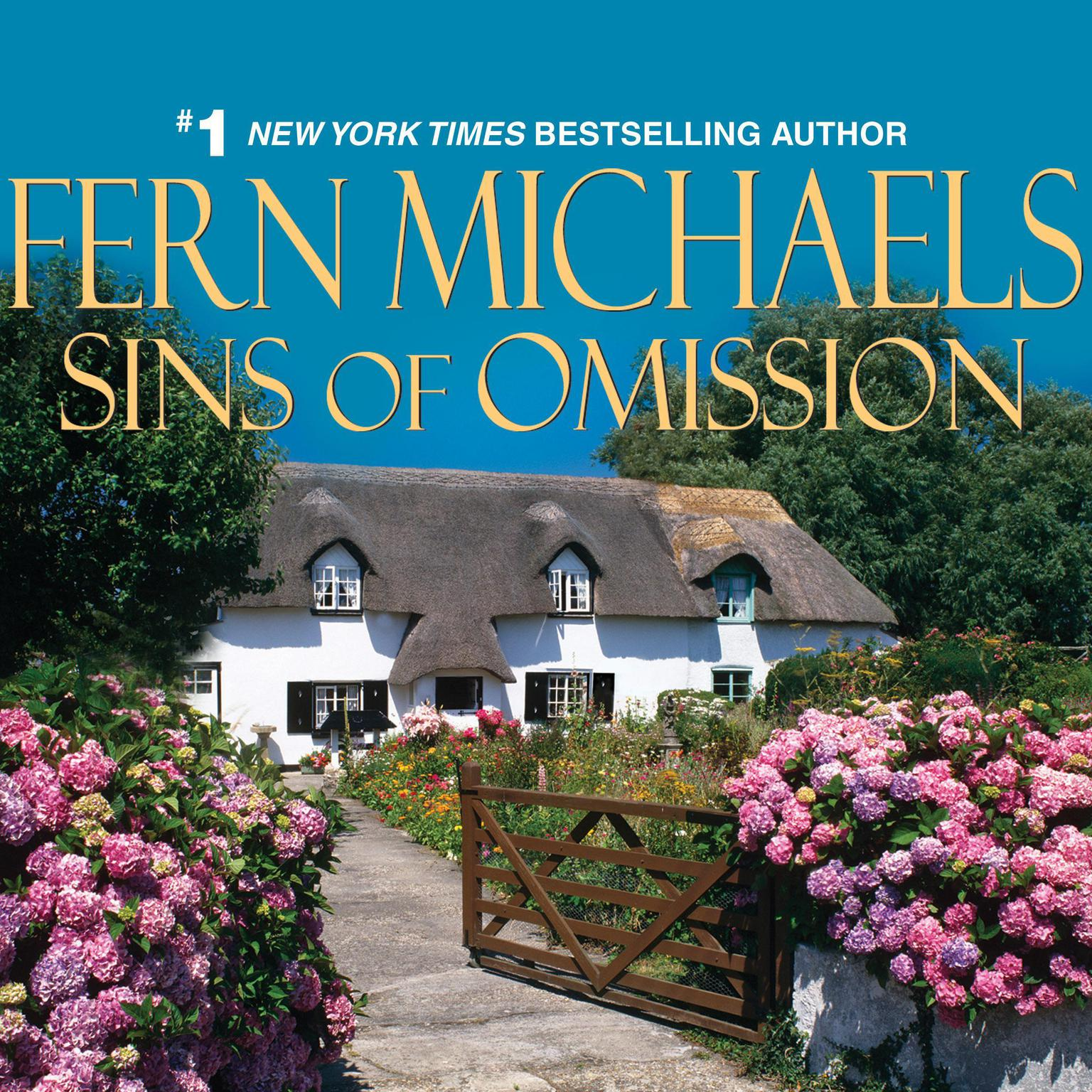 Printable Sins of Omission Audiobook Cover Art