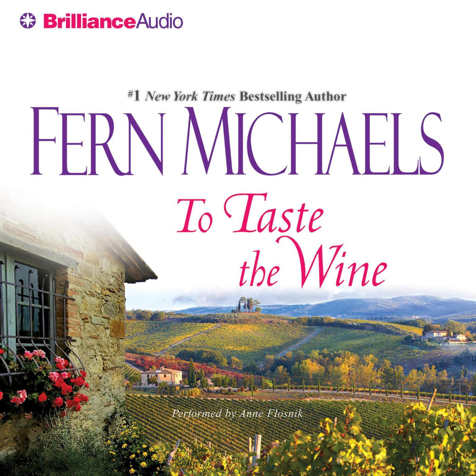 Printable To Taste the Wine (Abridged) Audiobook Cover Art
