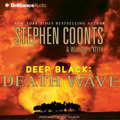 Death Wave Audiobook, by Stephen Coonts