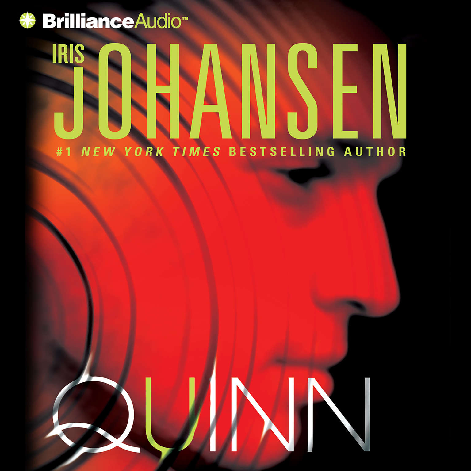 Printable Quinn Audiobook Cover Art