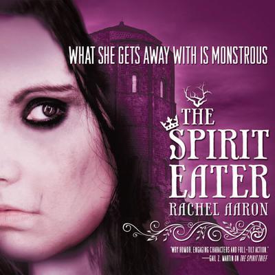 The Spirit Eater Audiobook, by Rachel Aaron