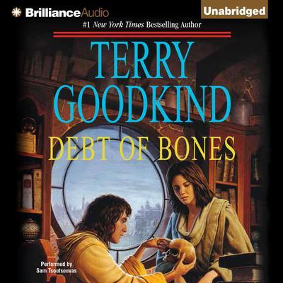 Debt of Bones Audiobook, by