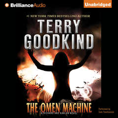 The Omen Machine Audiobook, by Terry Goodkind