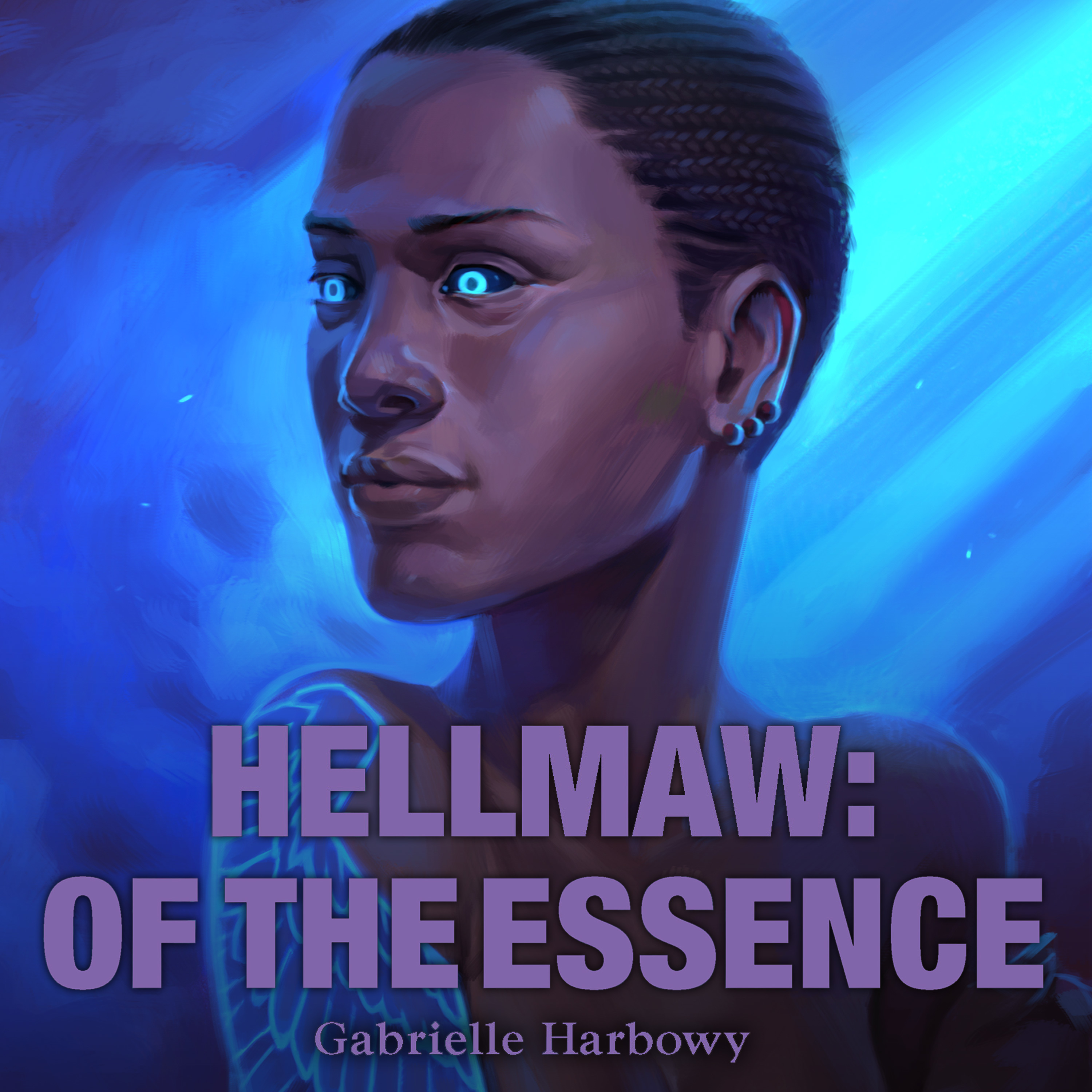 Printable Hellmaw: Of The Essence Audiobook Cover Art