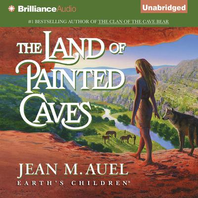 The Land of Painted Caves Audiobook, by Jean M. Auel