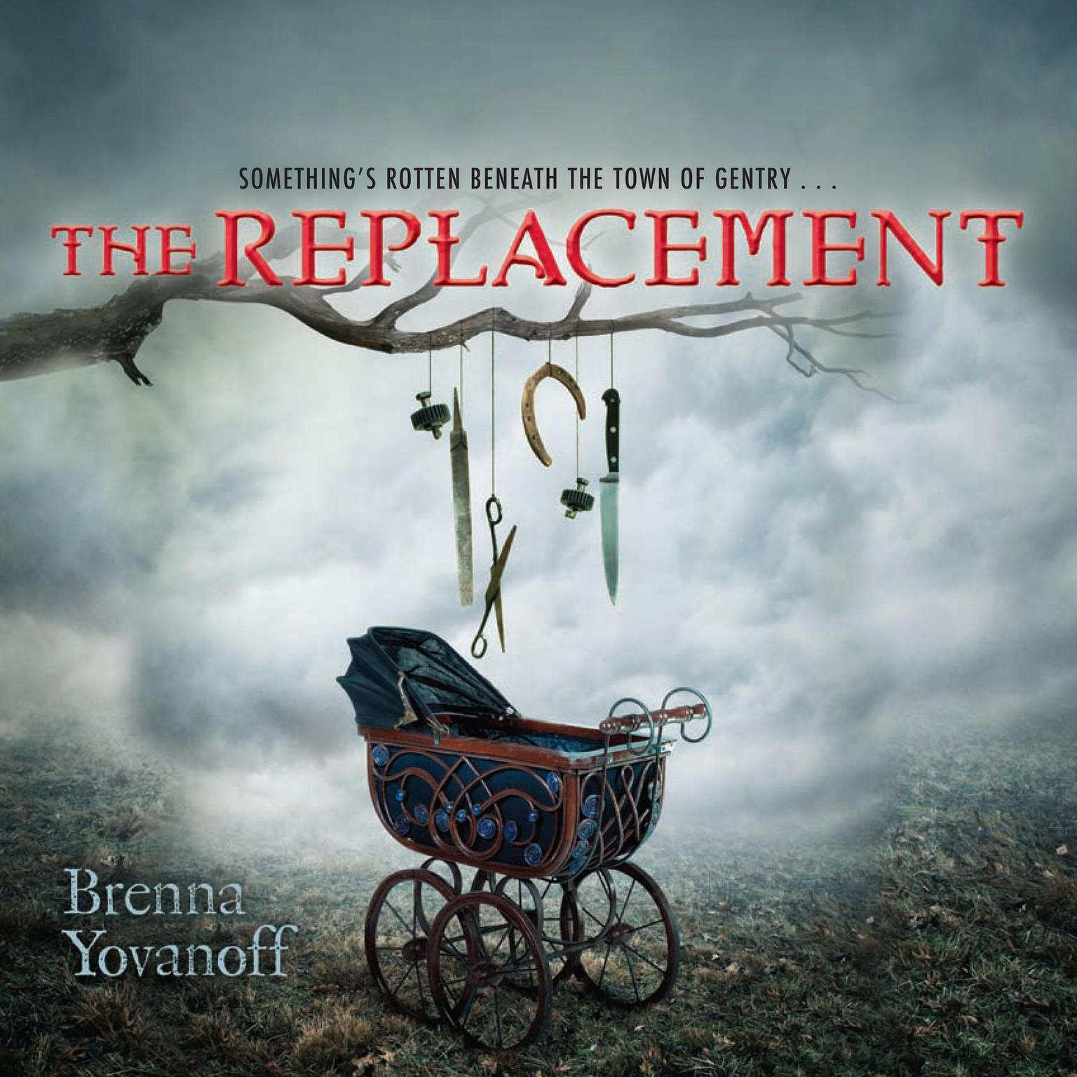 Printable The Replacement Audiobook Cover Art