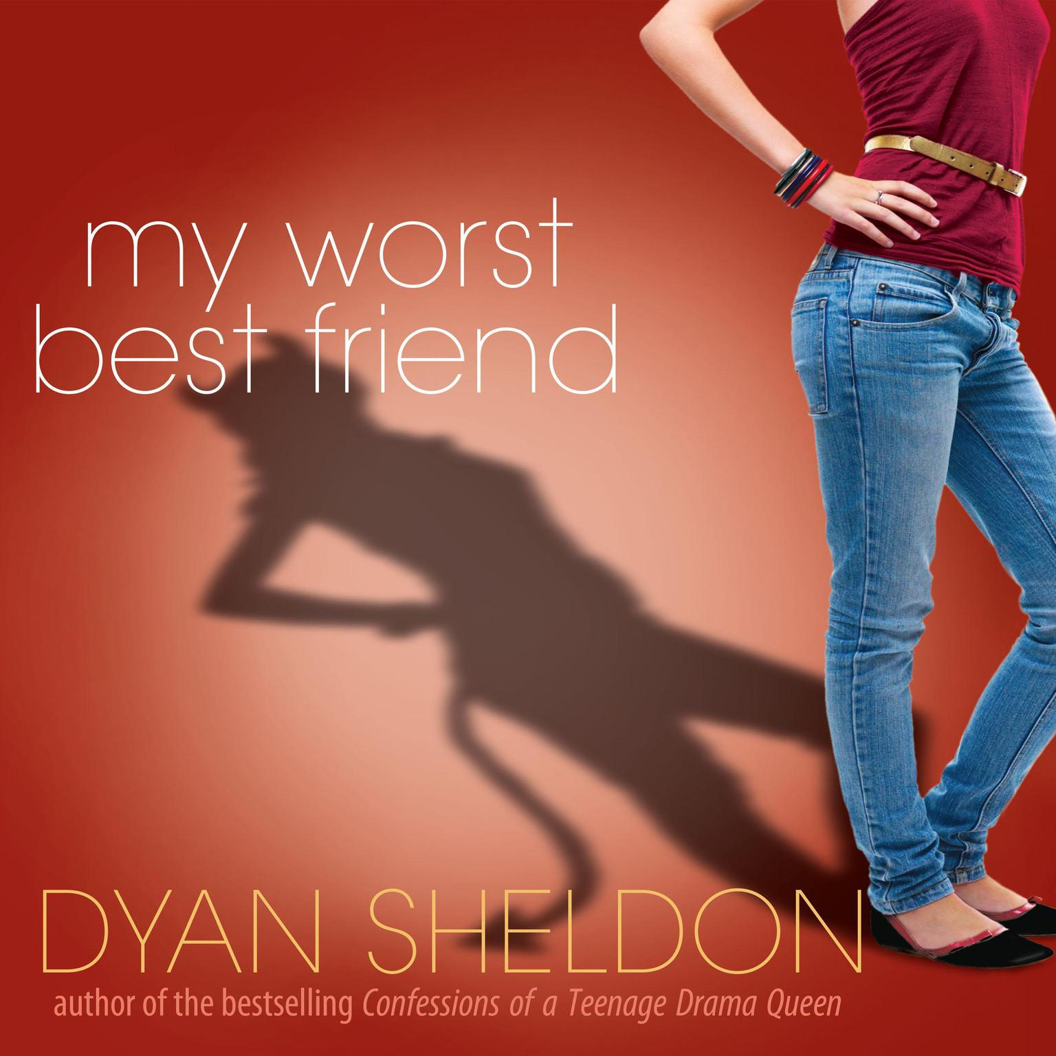 Printable My Worst Best Friend Audiobook Cover Art