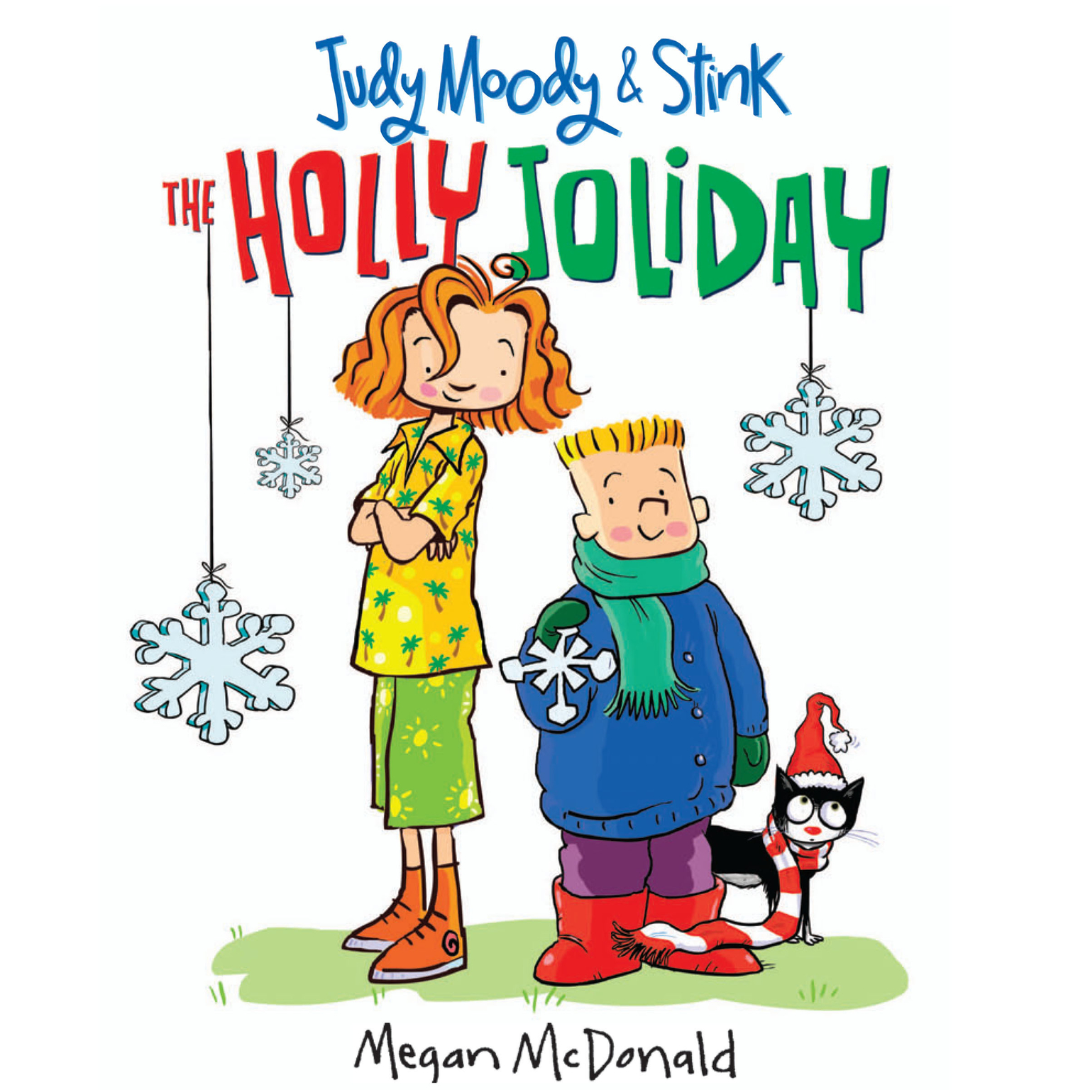Printable The Holly Joliday Audiobook Cover Art