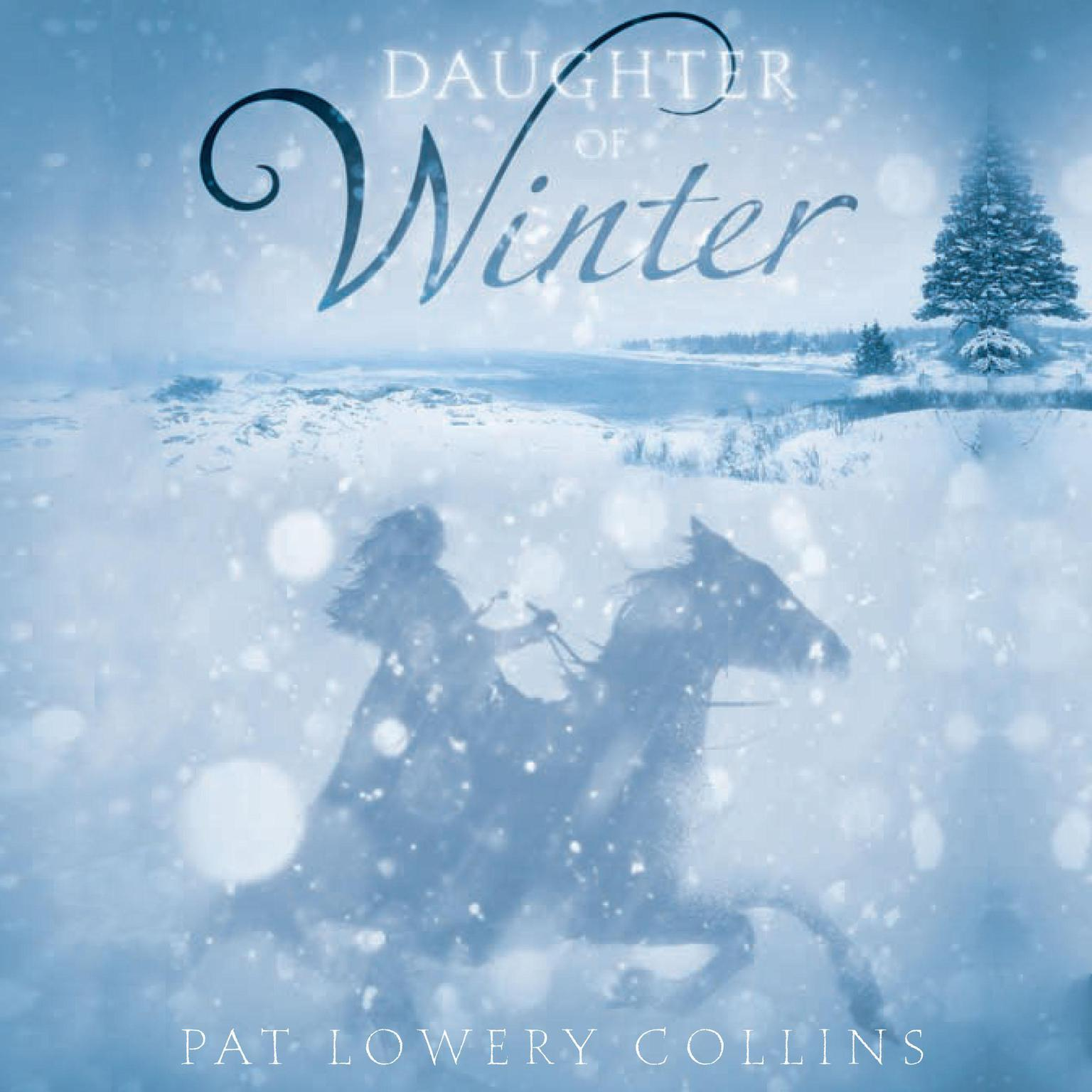 Printable Daughter of Winter Audiobook Cover Art