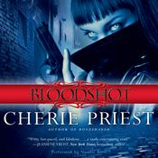 Bloodshot Audiobook, by Cherie Priest