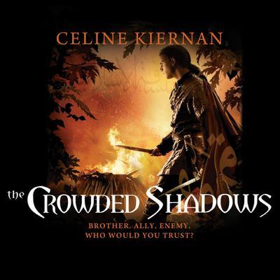 The Crowded Shadows Audiobook, by Celine Kiernan