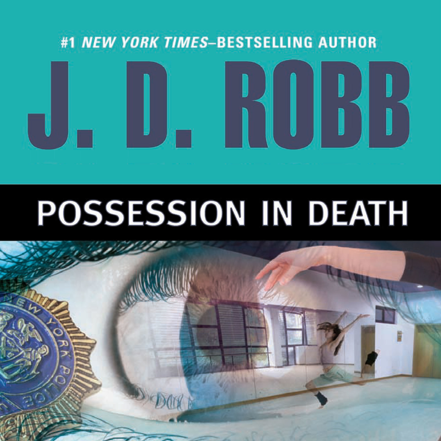 Printable Possession in Death Audiobook Cover Art