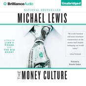 The Money Culture Audiobook, by Michael Lewis