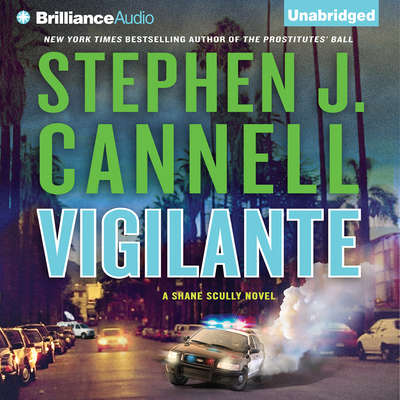 Vigilante Audiobook, by Stephen J. Cannell