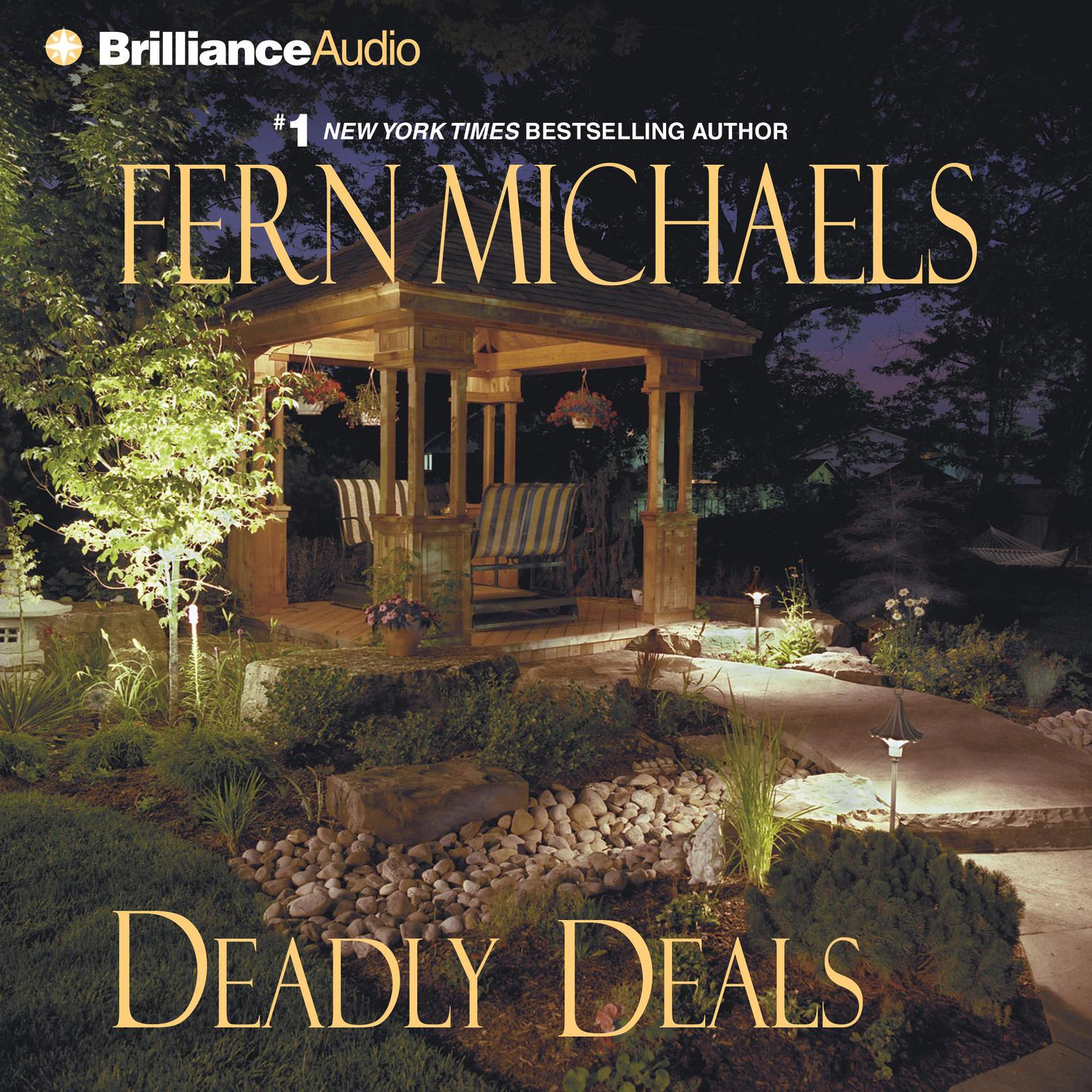Printable Deadly Deals Audiobook Cover Art