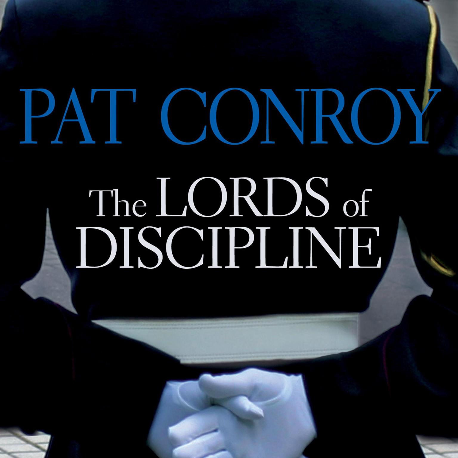 Printable The Lords of Discipline Audiobook Cover Art