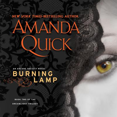Burning Lamp Audiobook, by Amanda Quick