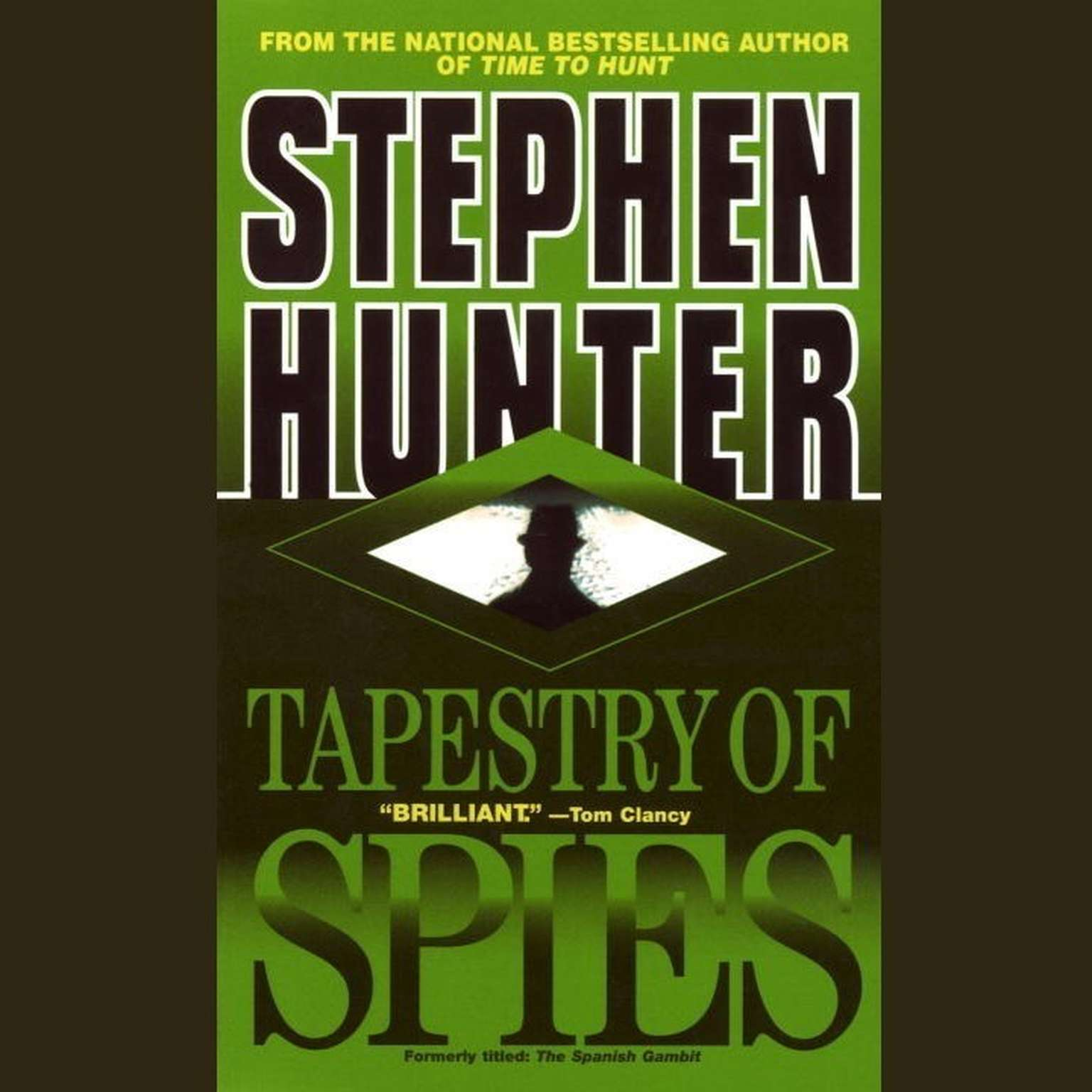 Tapestry of Spies (Abridged) Audiobook, by Stephen Hunter