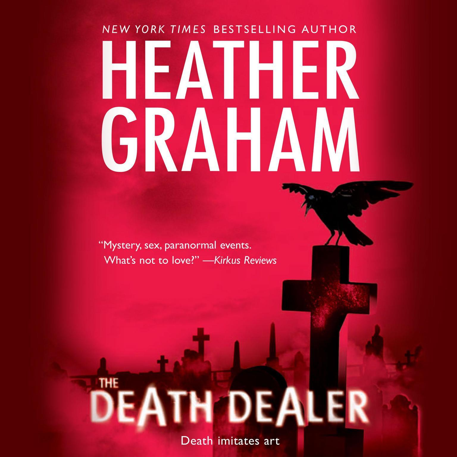 Printable The Death Dealer Audiobook Cover Art