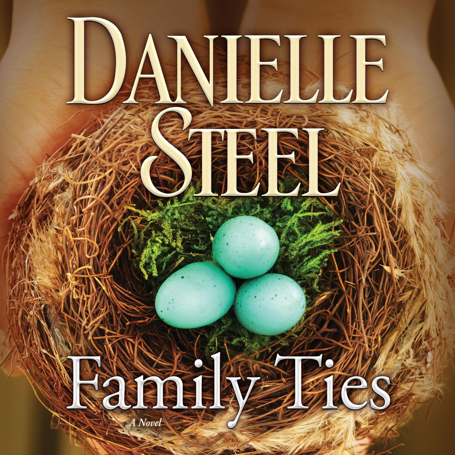 Printable Family Ties: A Novel Audiobook Cover Art