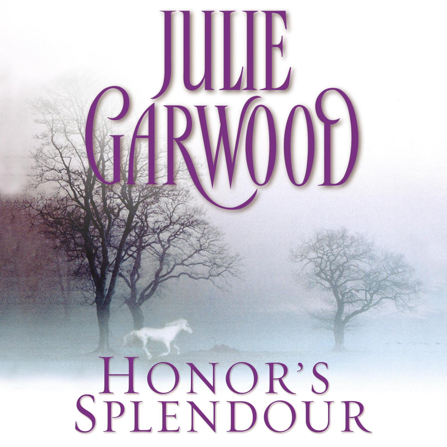 Printable Honor's Splendour Audiobook Cover Art