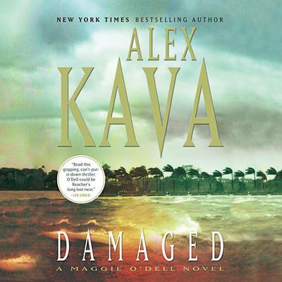 Damaged Audiobook, by Alex Kava