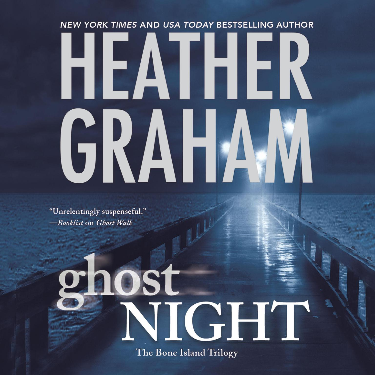 Printable Ghost Night Audiobook Cover Art
