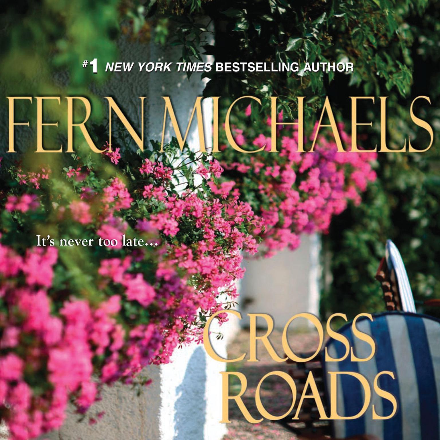 Printable Cross Roads Audiobook Cover Art