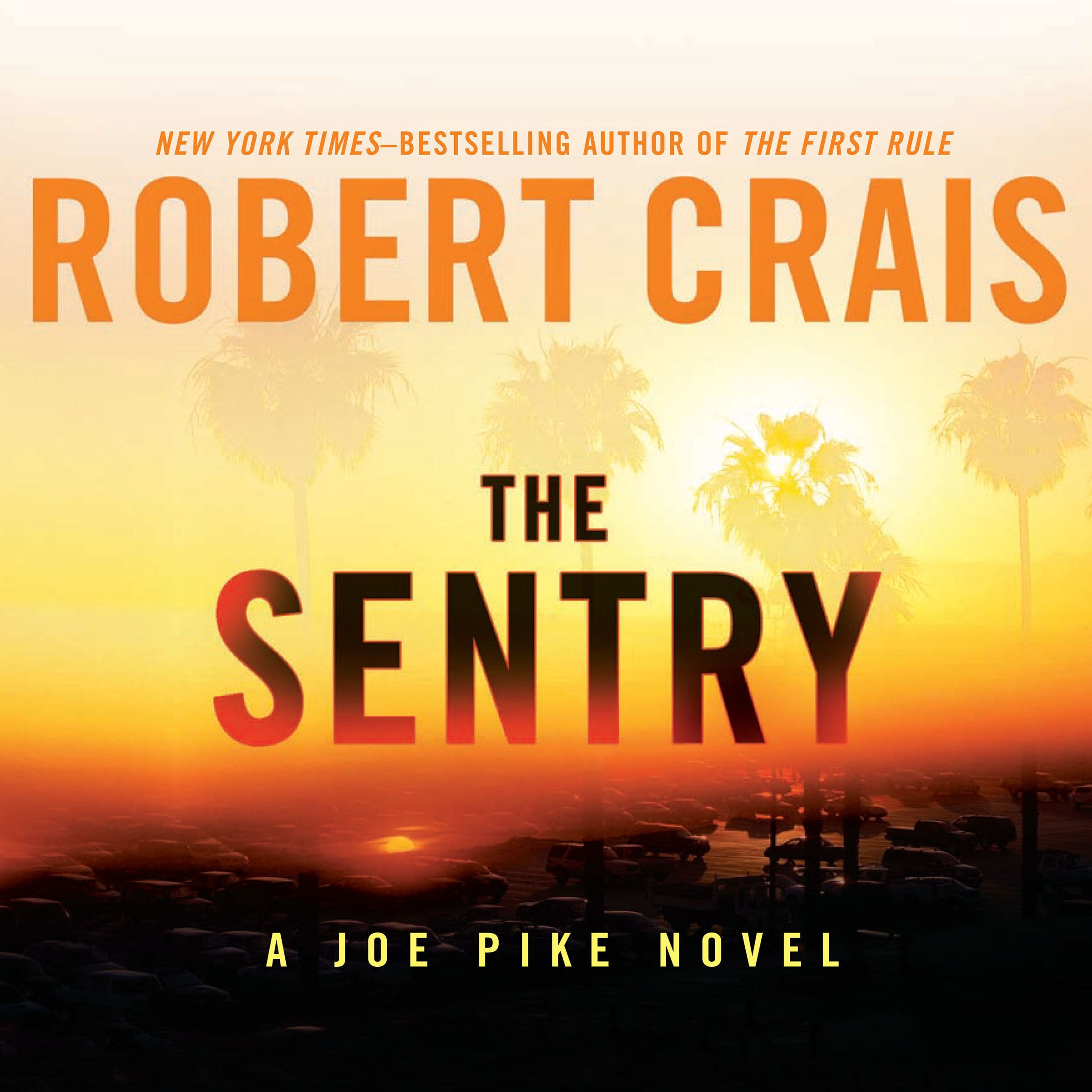 Printable The Sentry Audiobook Cover Art