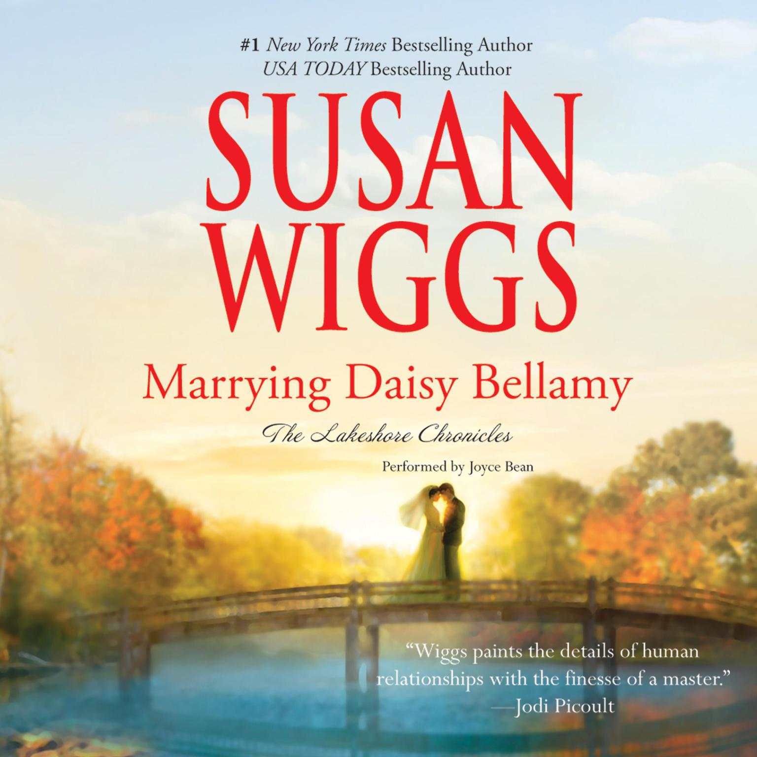 Printable Marrying Daisy Bellamy Audiobook Cover Art