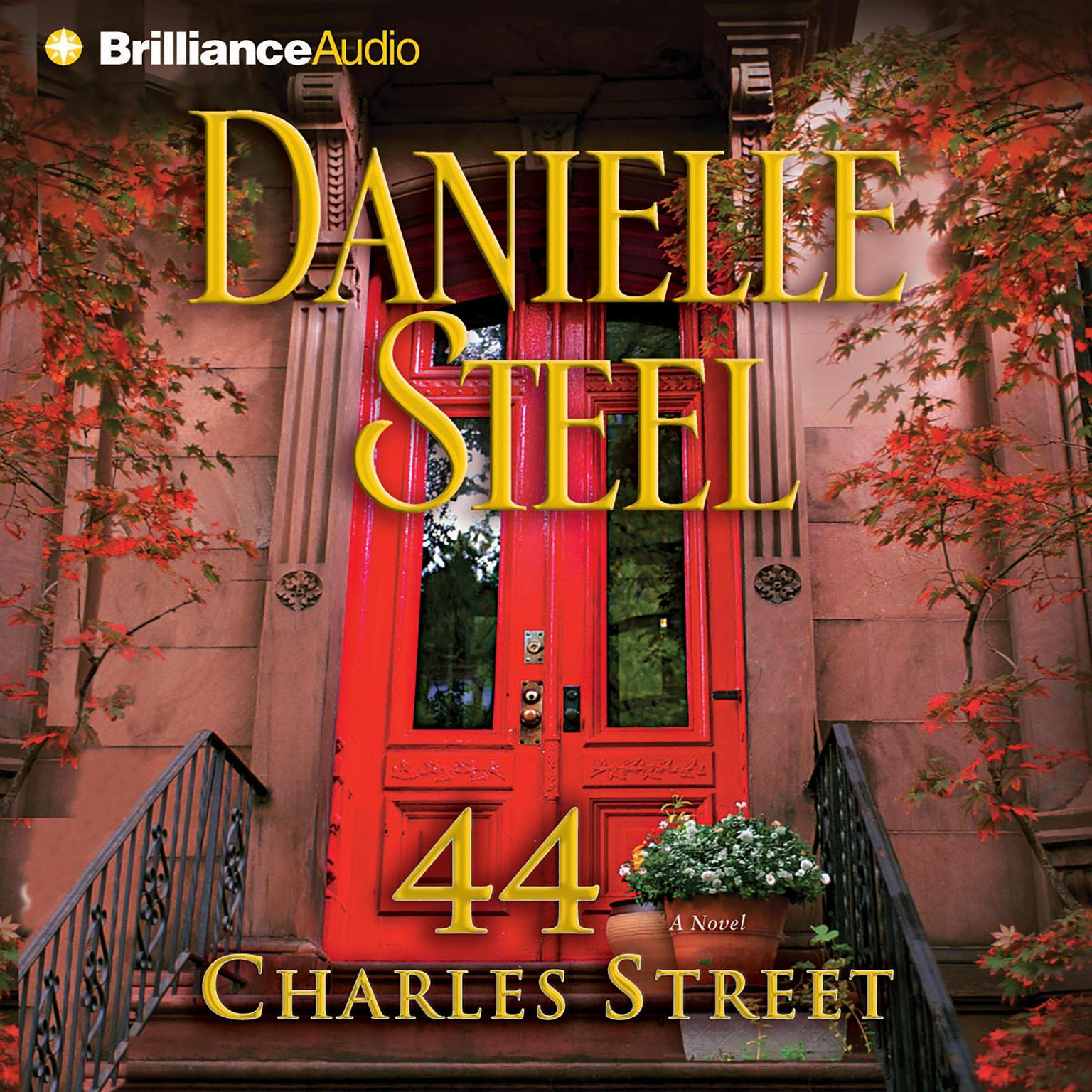 Printable 44 Charles Street Audiobook Cover Art