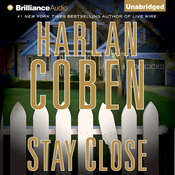 Stay Close, by Harlan Coben
