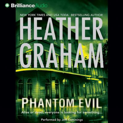 Phantom Evil (Abridged) Audiobook, by Heather Graham