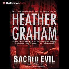 Sacred Evil Audiobook, by Heather Graham