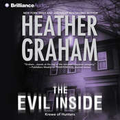 The Evil Inside Audiobook, by Heather Graham