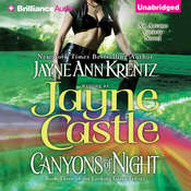 Canyons of Night, by Jayne Ann Krentz, Jayne Castle