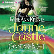 Canyons of Night Audiobook, by Jayne Ann Krentz, Jayne Castle