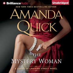 The Mystery Woman Audiobook, by Jayne Ann Krentz, Amanda Quick