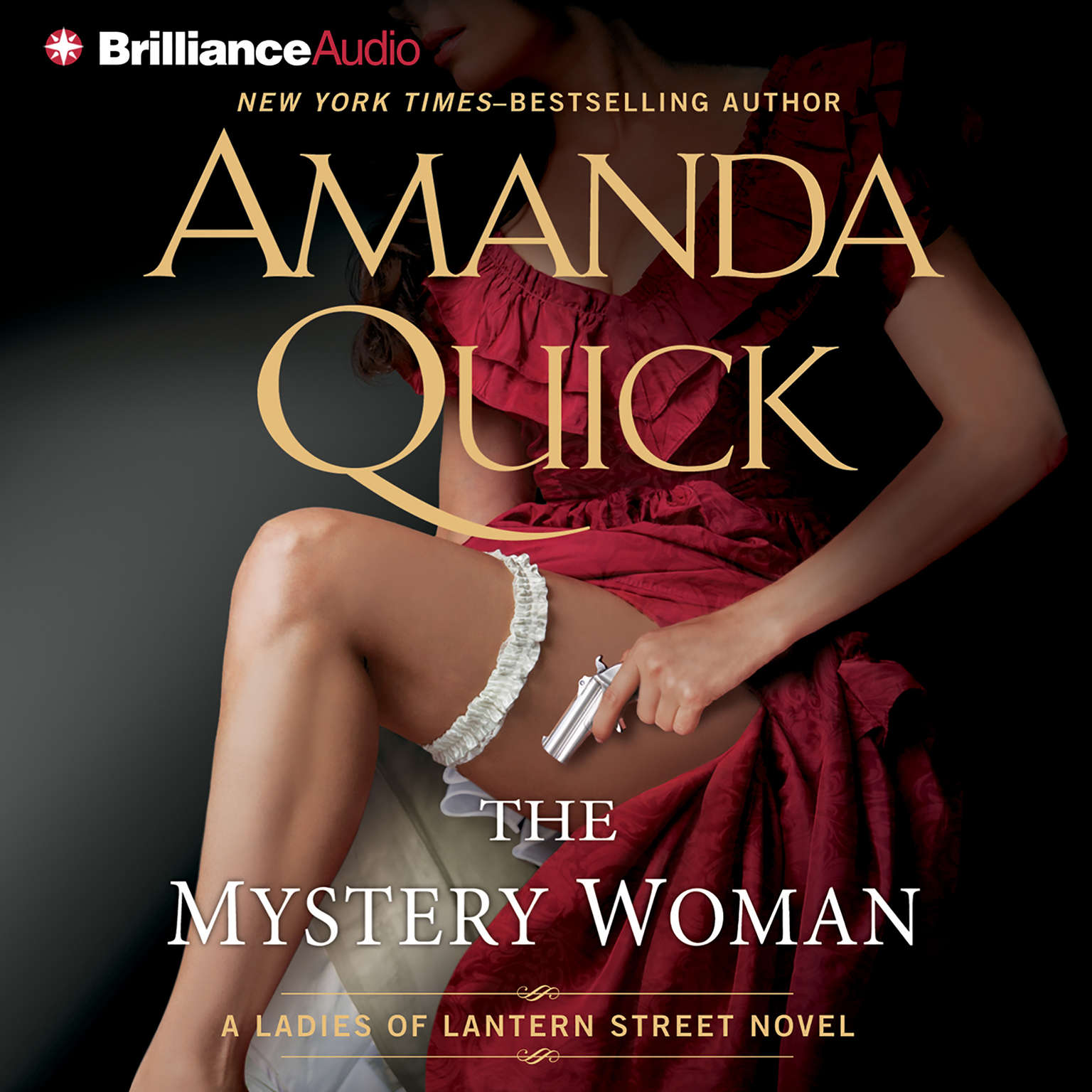 Printable The Mystery Woman Audiobook Cover Art