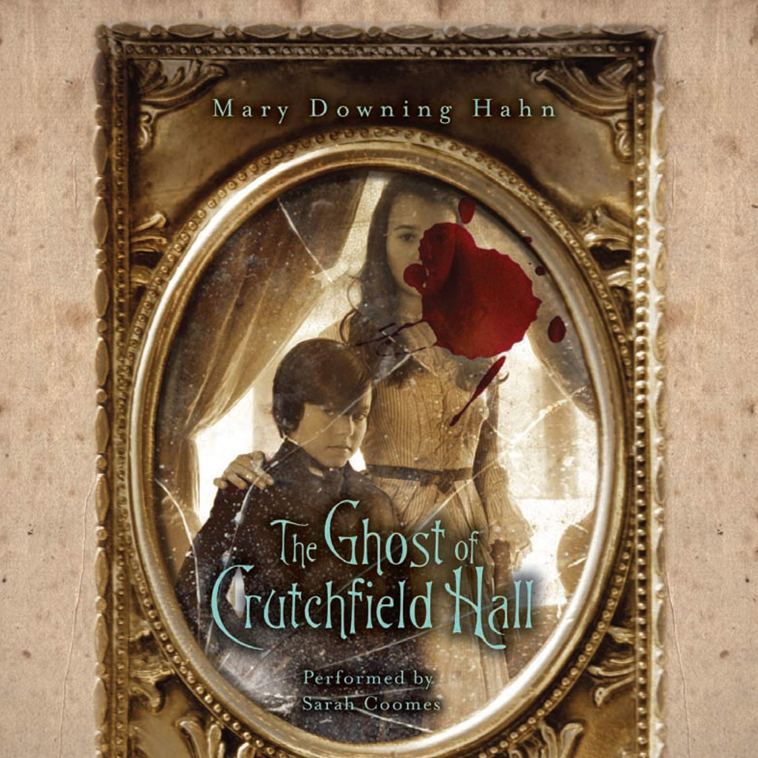 Printable The Ghost of Crutchfield Hall Audiobook Cover Art