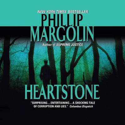 Heartstone Audiobook, by Phillip Margolin
